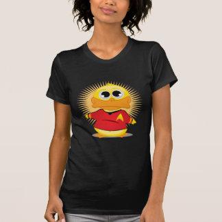 Röd skjortaanka för ST T-shirt