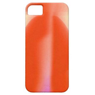 Röd stearinljusenergi iPhone 5 Case-Mate skal