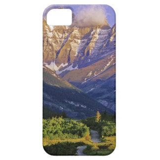 Röd stenväg i Waterton sjöarnationalpark iPhone 5 Skal