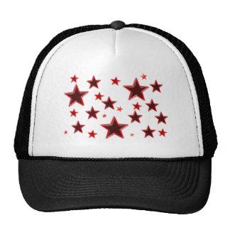 Röd stjärna keps
