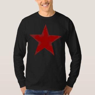 Röd stjärna tröja