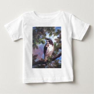 Röd Tailed hökspädbarnTshirt Tee Shirt