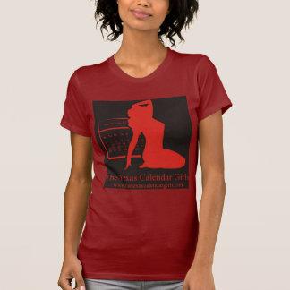 Röd TCG-T-tröja T Shirts