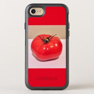 Röd tomatMagnificence för Ruby OtterBox Symmetry iPhone 7 Skal