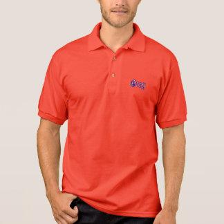 Röd turneringGildan för NHPA beställnings- Polo - Tenniströja