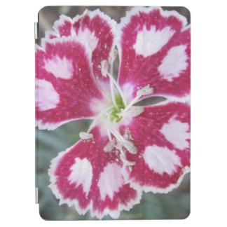 Röd vitblomma för Dianthus iPad Air Skydd