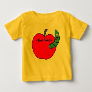 Röda Apple - grön mask T Shirt
