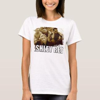 Röda Ashley Tee Shirt