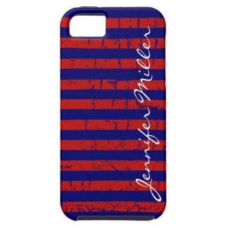 röda blåttrandar & häfte iPhone 5 fodral