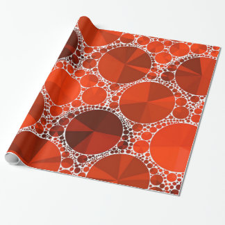 Röda Bling Presentpapper