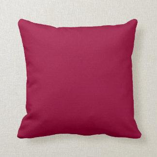 röda burgundy kudder kudde