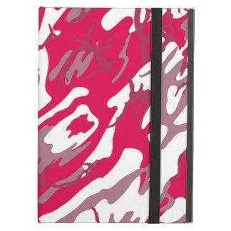 Röda Camo iPad Air Skydd