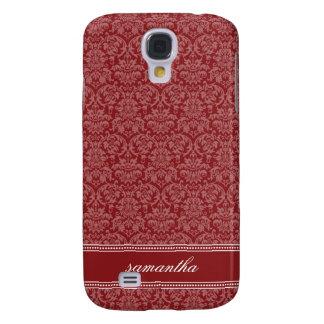 (Röda) damastast Pern, Galaxy S4 Fodral