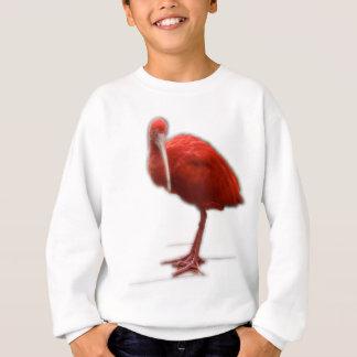 Röda Ibis ger denna till fågelälskare i ditt liv Tröja