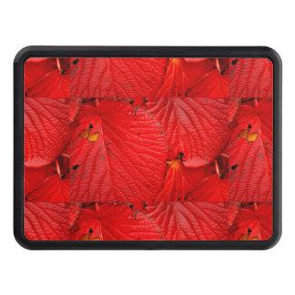 Röda löv skydd för dragkrok