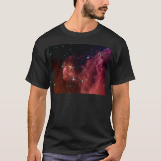 Röda Sig07-006 dammar av himmelmolnNASA T Shirts