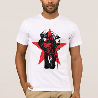 Röda stjärnanäveErnesto Che Guevara (utslagsplats) T Shirt
