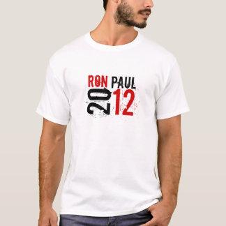 (Röda/svarten) Ron Paul 2012, Tshirts