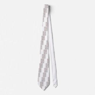 röda vovvematchdag slips
