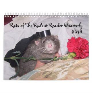 Rodentavläsarkalender 2018 E Kalender