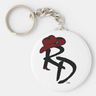 Rodeodagar Keychain Rund Nyckelring