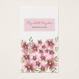 Rodna blom- visitkortar visitkort