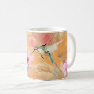 """""""Rodna"""" Hummingbirdtrycket Kaffemugg"""