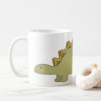 Rodna Stegosaurusmuggen Kaffemugg