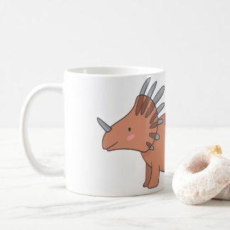 Rodna Styracosaurusmuggen Kaffemugg
