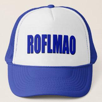 ROFLMAO-blått Keps