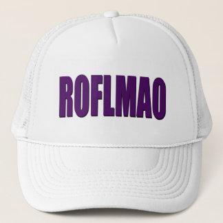 ROFLMAO-lilor Truckerkeps