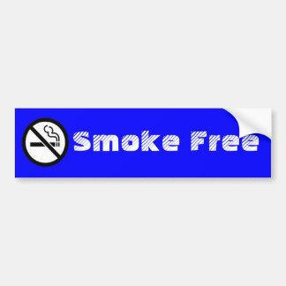 Röka den fria bildekalet bildekal