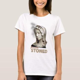 Röka för staty för för evigt asfullt t-shirts