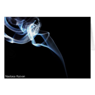 Röka Hälsningskort