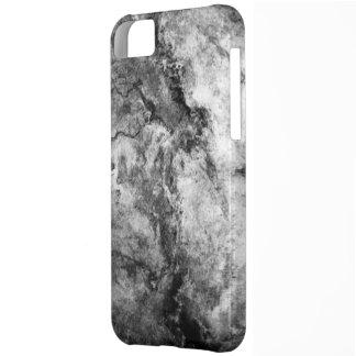 Röka strimmigt svart fullföljande för iPhone 5C fodral