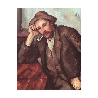 Rökaren, 1891-92 canvastryck