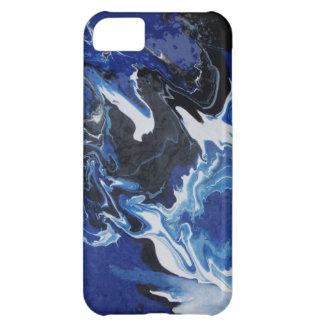 rökiga blått iPhone 5C fodral