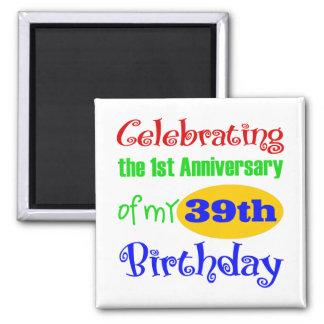 Rolig 40th födelsedaggåva