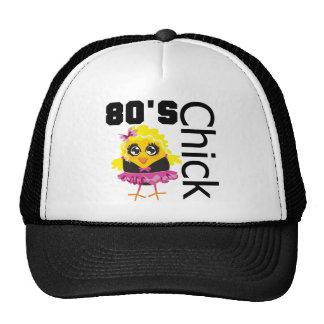 Rolig 80-talchick baseball hat