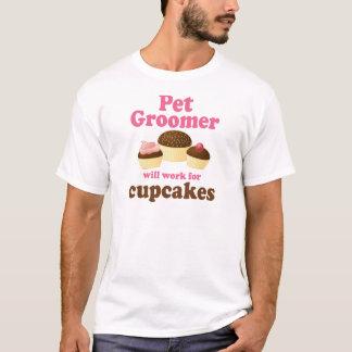 Rolig älsklings- Groomer T-shirts