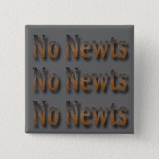 Rolig Anti Newt Gingrich ramsa Standard Kanpp Fyrkantig 5.1 Cm
