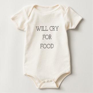 Rolig babyBodysuit Bodies För Bebisar