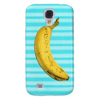 Rolig banan galaxy s4 fodral