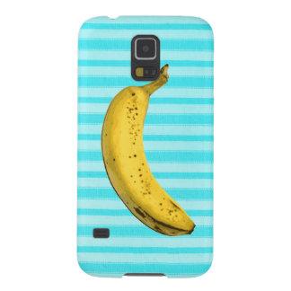 Rolig banan galaxy s5 fodral