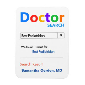 Rolig bäst doktorgåva magnet