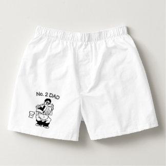 Rolig bäst pappaunderkläder boxers