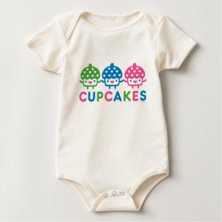 Rolig bebis för muffin creeper