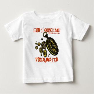 Rolig bebist-skjorta design tee shirt