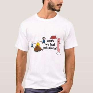 Rolig campa HotdogT-tröja Tröjor