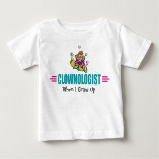 Rolig clown tee shirt